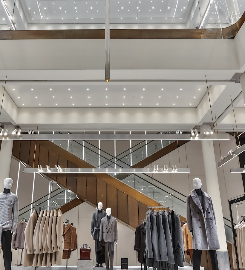 Zara in Milan