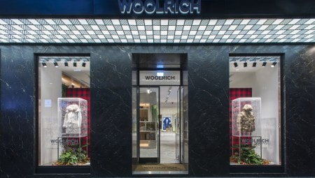 Woolrich in Milan