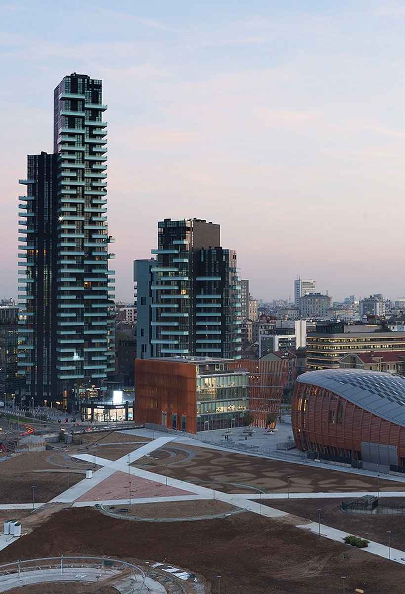 Mario Cucinella Architects: headquarters with a view