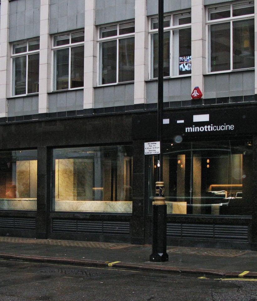 Minotticucine in London