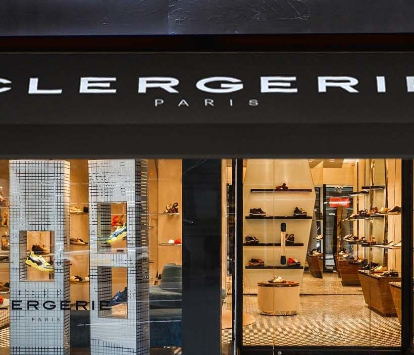 Clergerie in Paris and New York