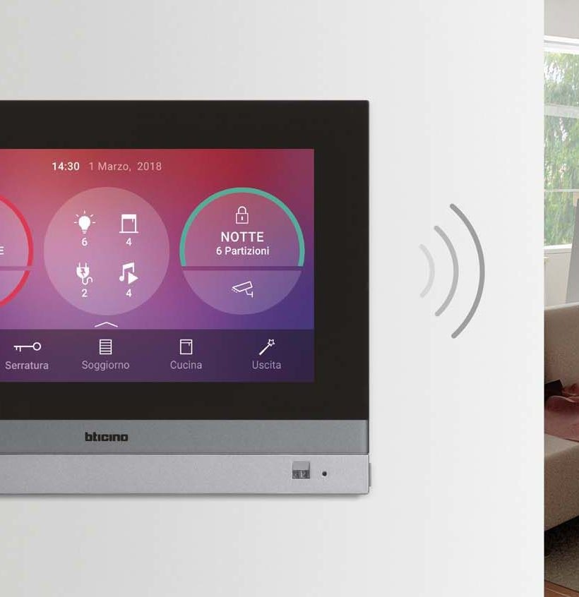 Home automation supervision