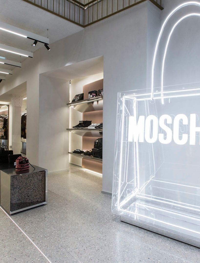 Moschino in Paris