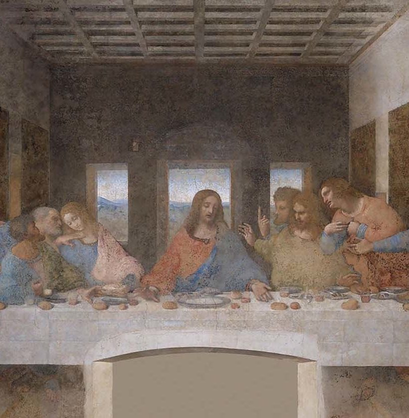 Eataly for the Last Supper of Leonardo da Vinci