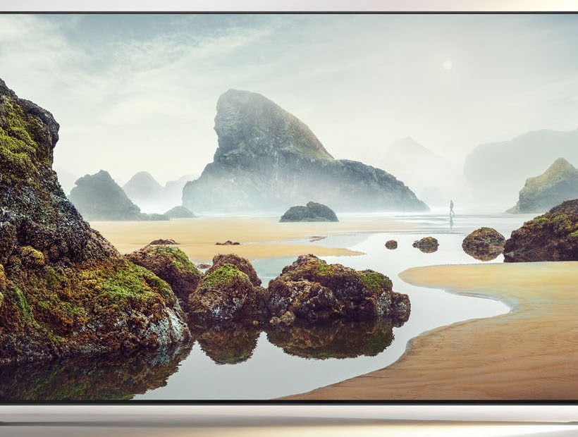 Samsung 8K technology