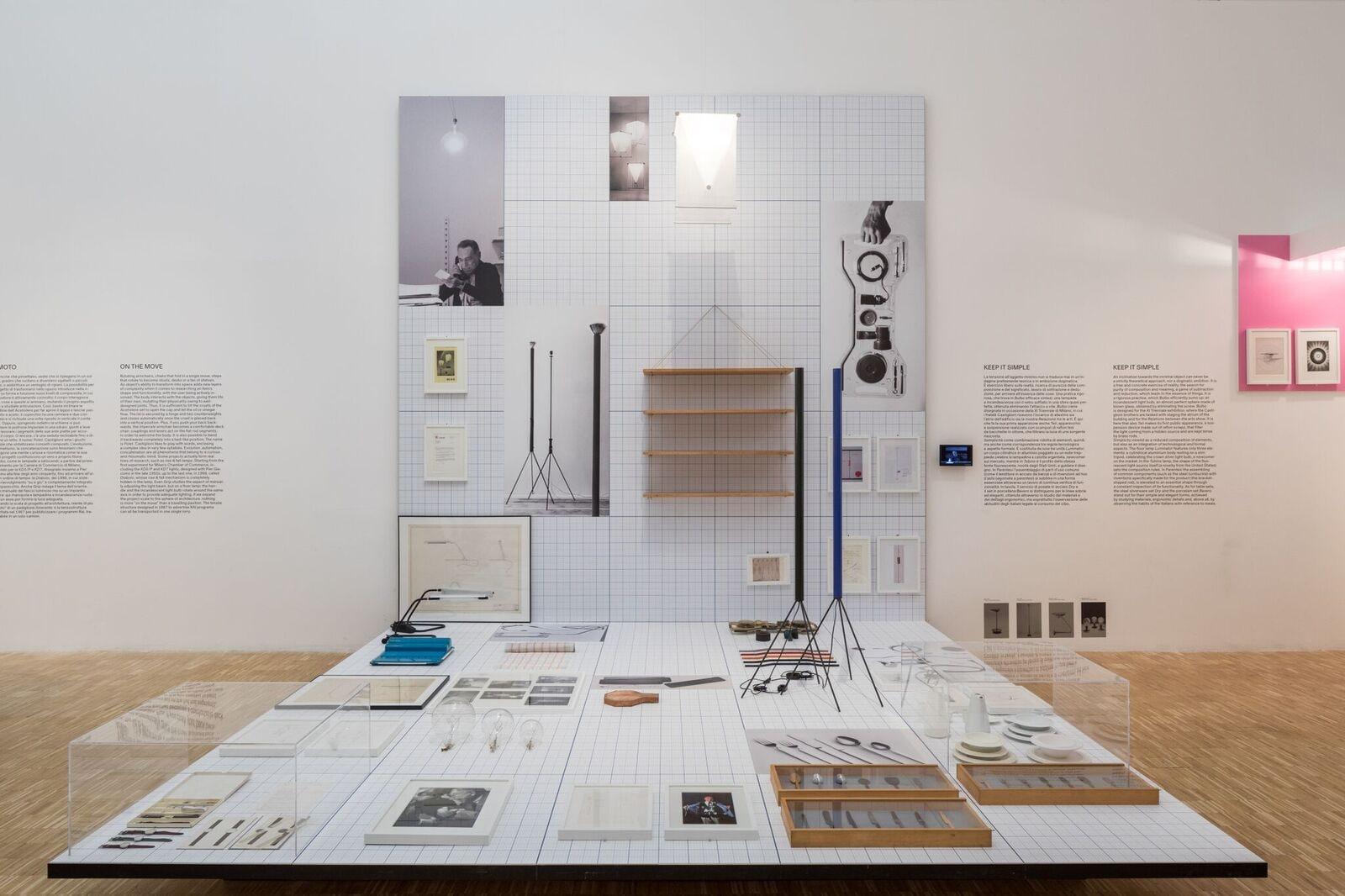 Mostra Design Milano 2018 a castiglioni - interni magazine