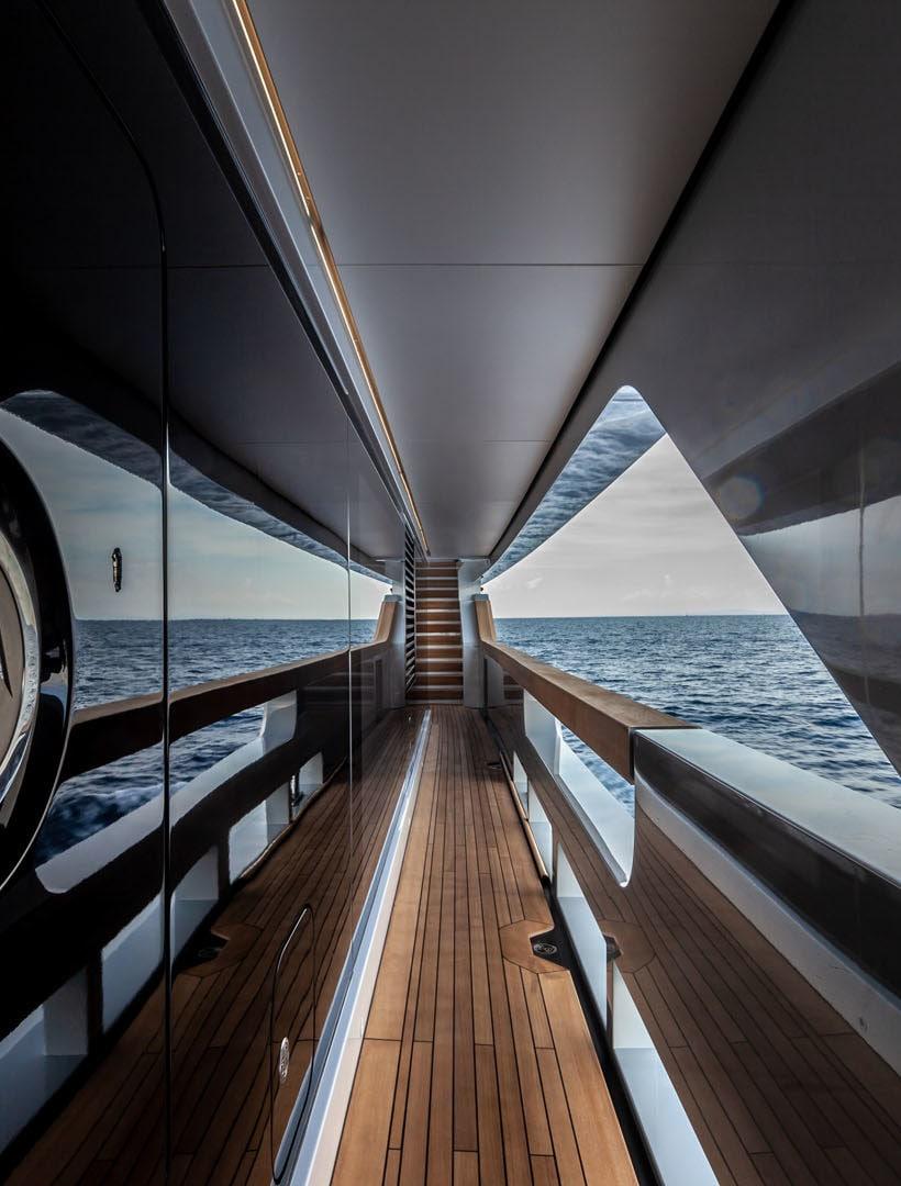 Living on the high seas