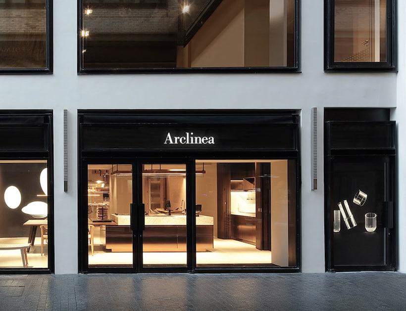 Arclinea in Paris