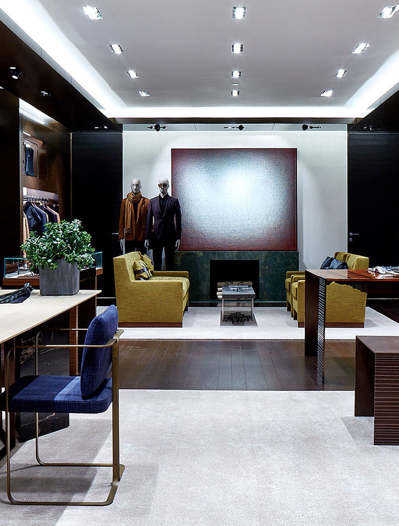 Ermenegildo Zegna in New York