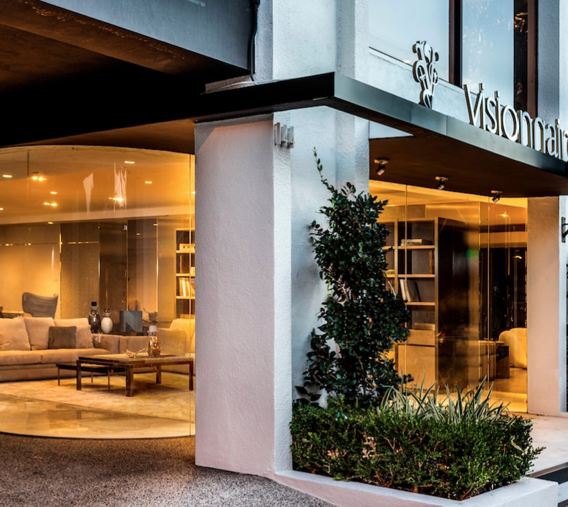 Visionnaire in Los Angeles