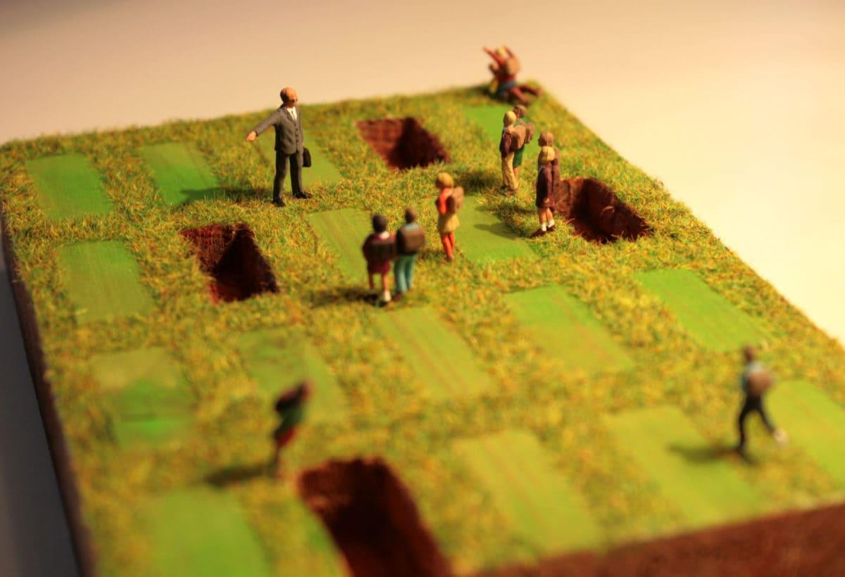 04. Luigina Tusini, La vita dei campi, Lezione di vita