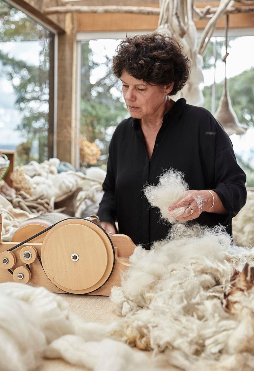The design shepherdess