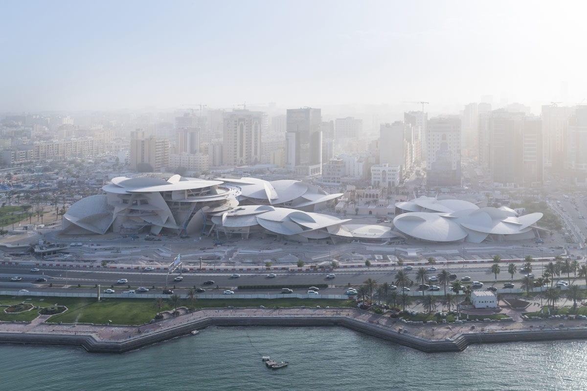 Qatar, Jean Nouvel