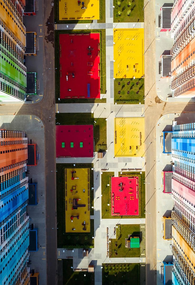 Massimo Iosa Ghini: Moscow in color