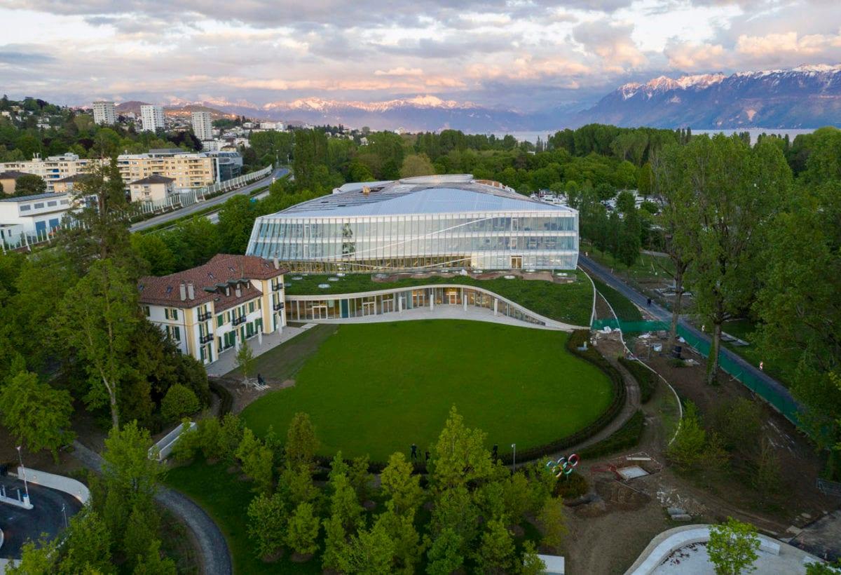 IOC NEW HQ – première semaine