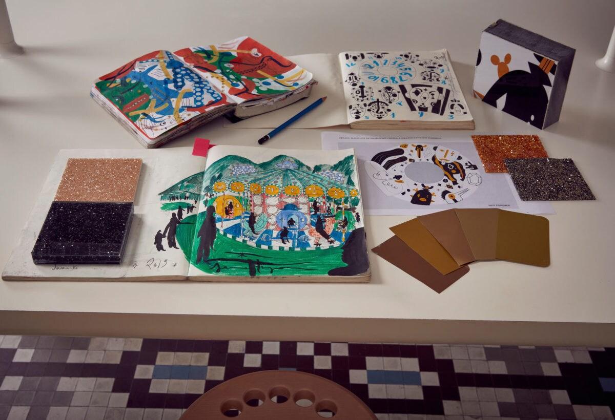 Swarovski, Jaime Hayan, Studio Visit, Valencia