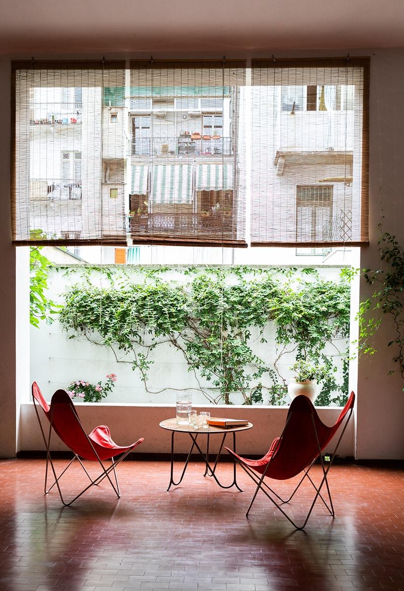 TRA Studio, supergreen loft