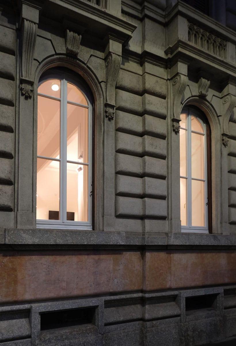 Gabriel in Milan