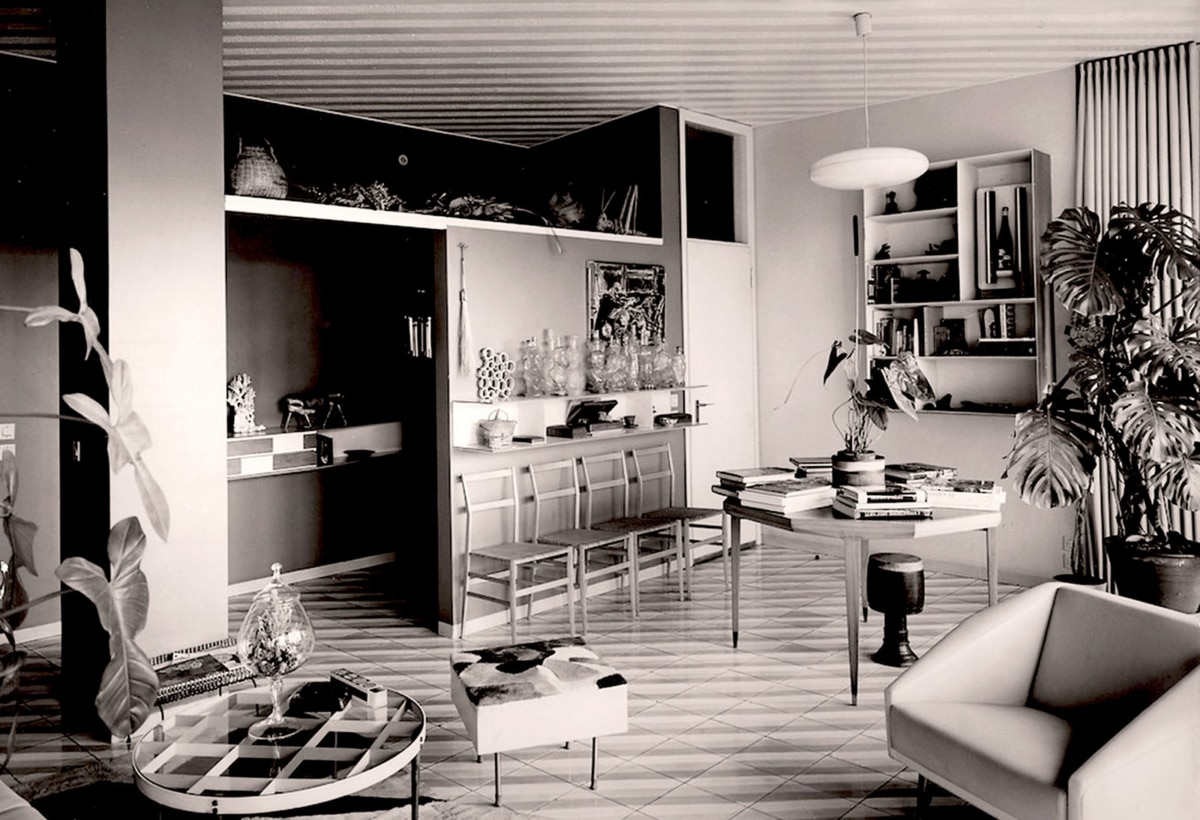 Gio-Ponti-House-Via-Dezza-Milan-©Gio-Ponti-Archives