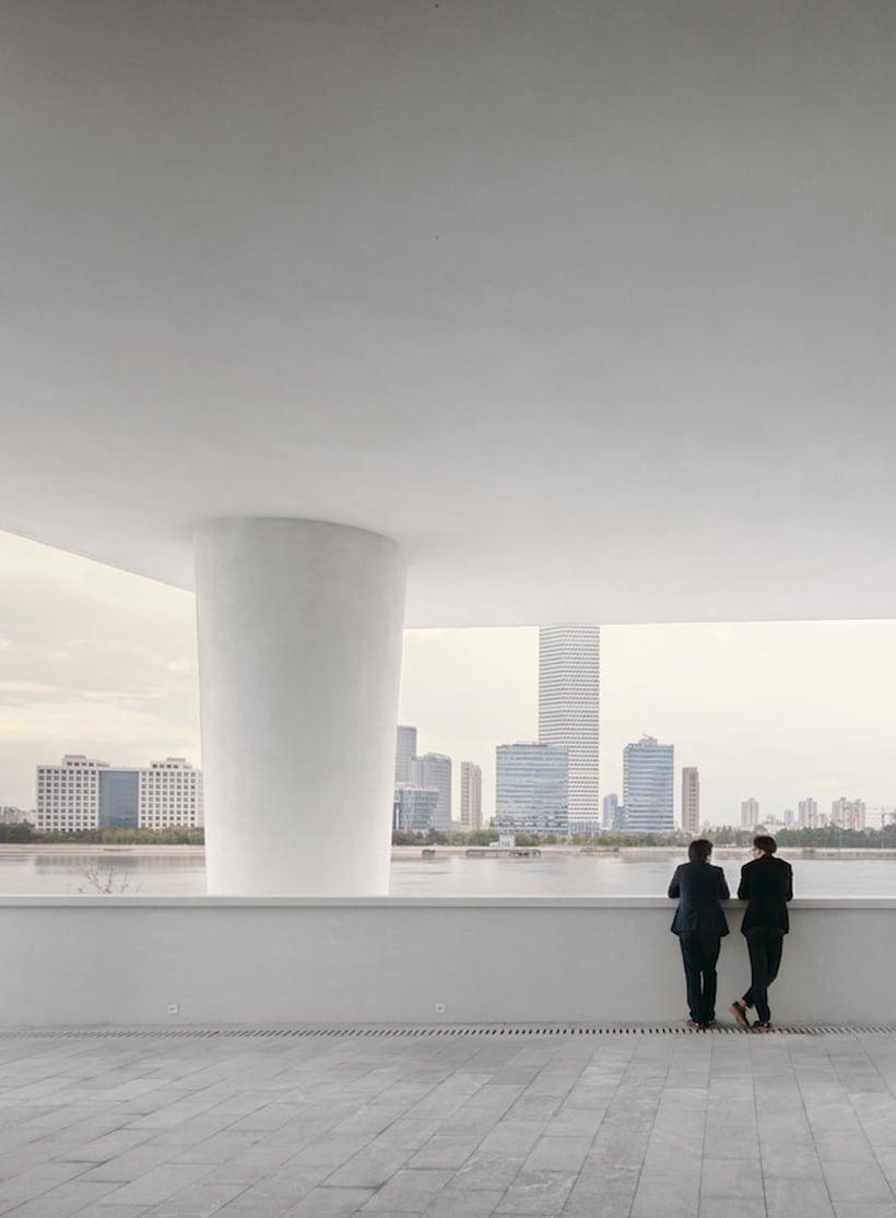 Centre Pompidou x West Bund Museum Project