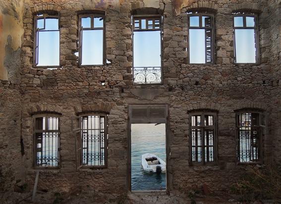 10 Casa sul mare