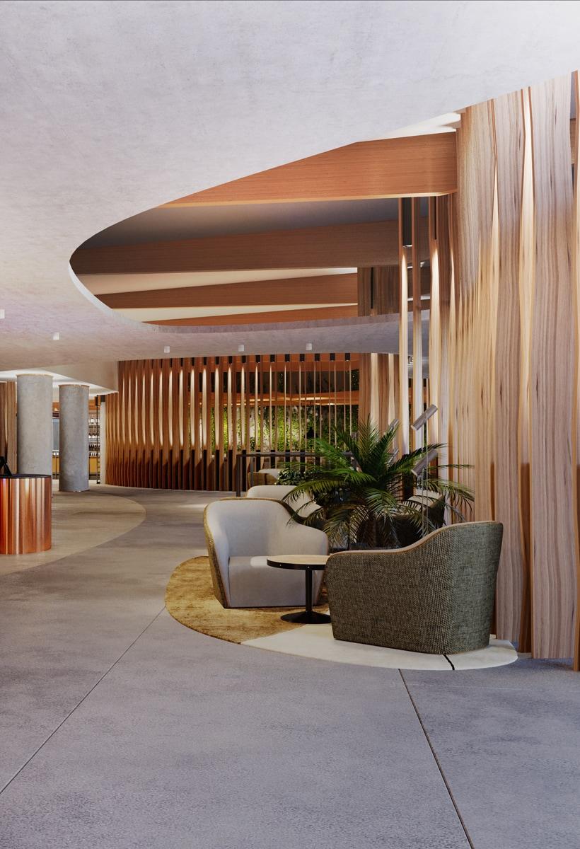 A new eco-hotel for Bologna