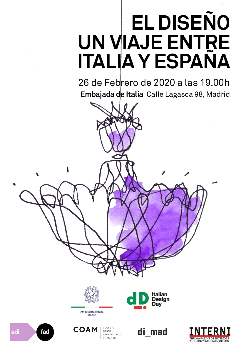 Design between Italy and Spain