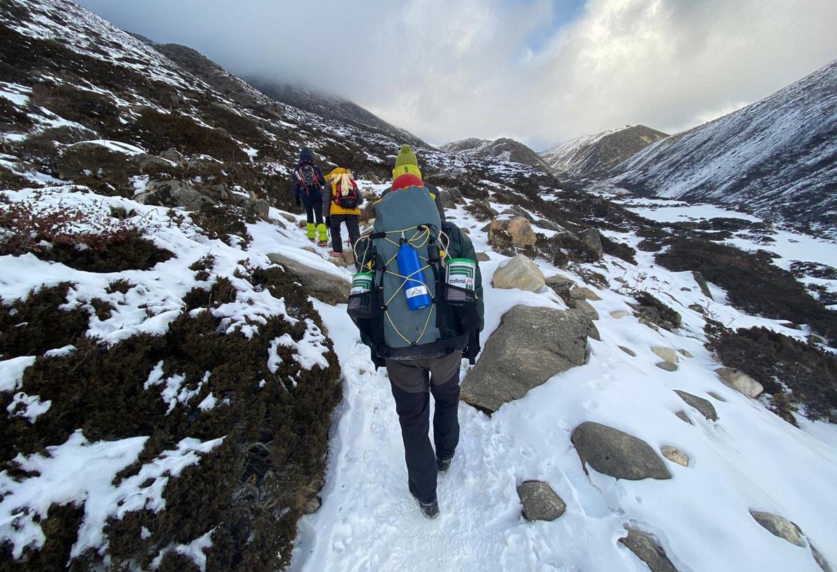 Mt Everest Fashion Runway_ 3