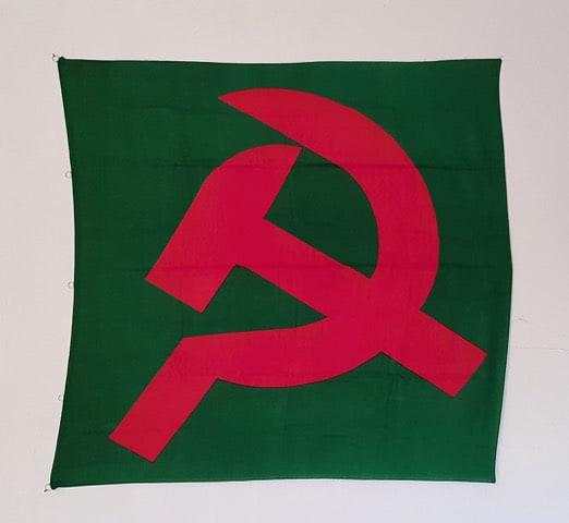 1. Enzo Mari bandiera