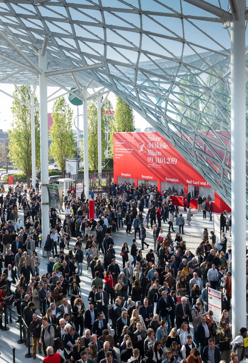 Salone del Mobile.Milano postponed until 2021
