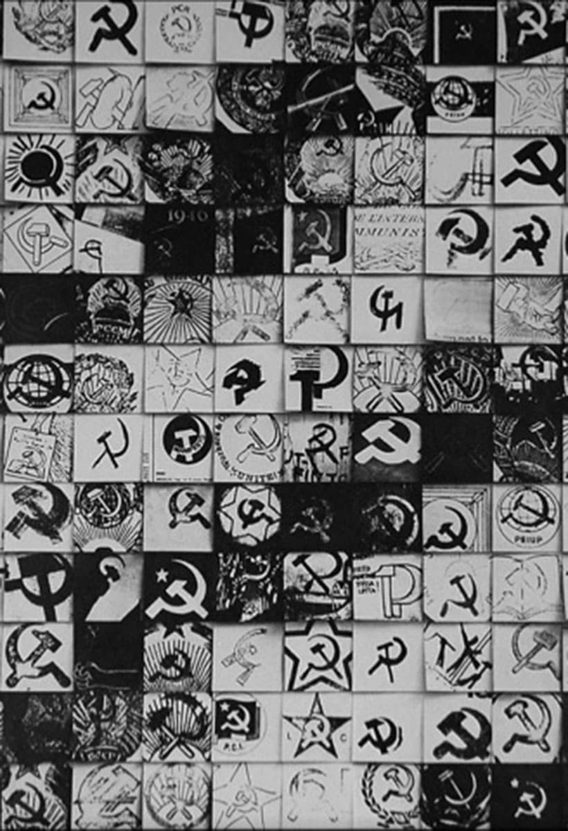 Enzo Mari. Hammer and Sickle
