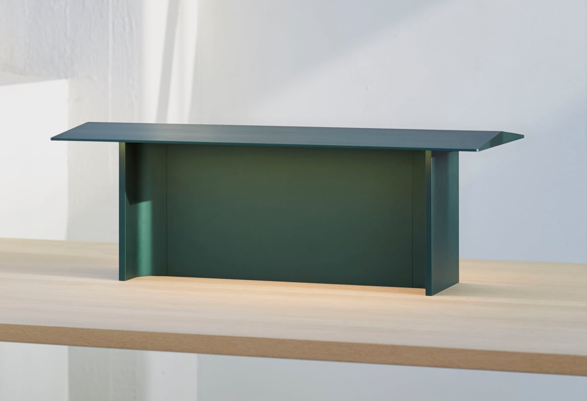 Fienile_table forest green