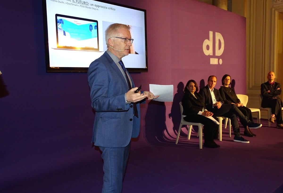 Francesco Zurlo, Ambassador all'IID, Catalano, Salvi Plaja, Belen Hermida, Mariano Martin