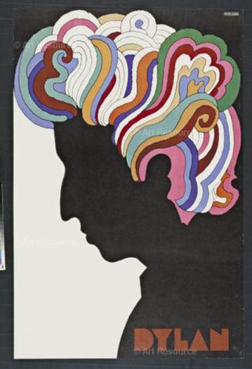 1_Dylan, 1966_courtesy of Milton Glase studio
