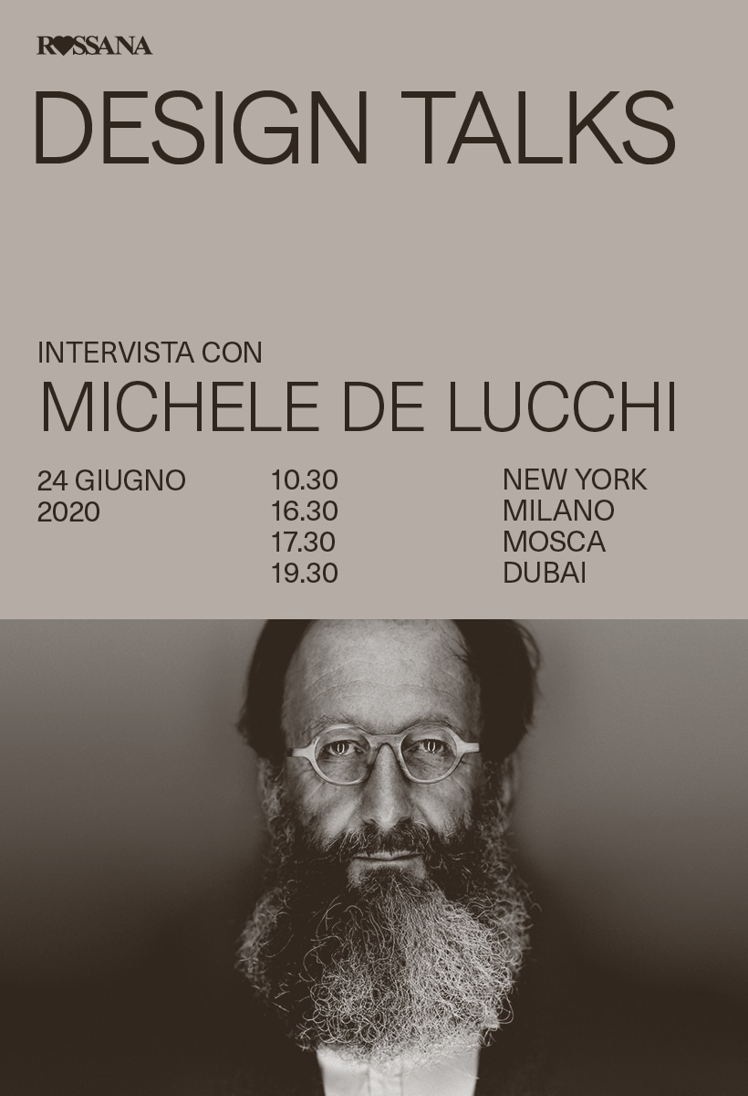 Rossana: focus on design