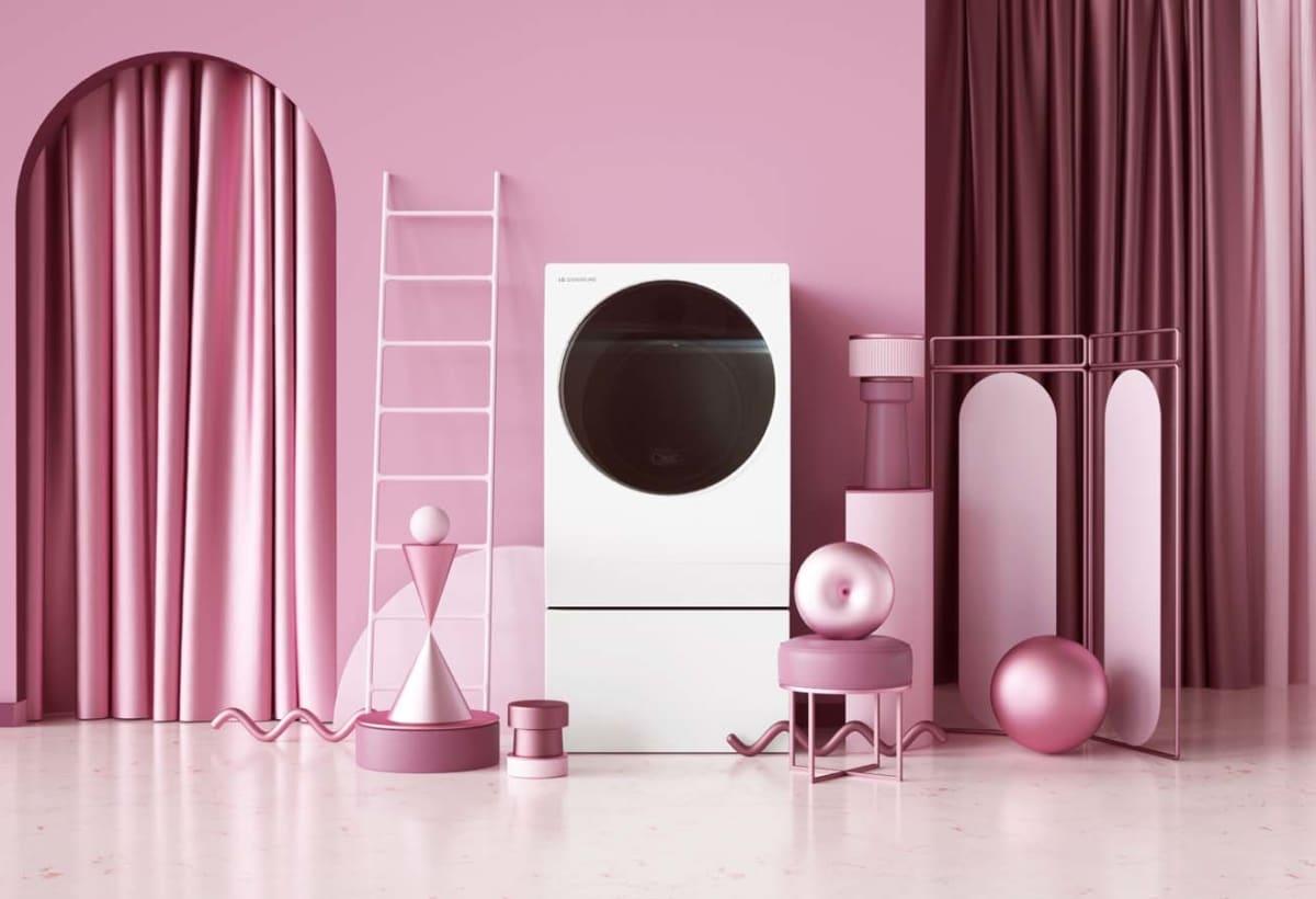 6. Peter Tarka LG SIGNATURE Washing Machine