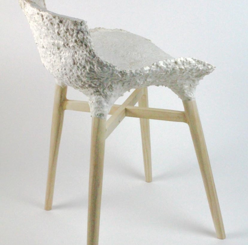 Officina Corpuscoli – The Growing Lab _ Mycelia – MYKES – Mycelium Chair ©OfficinaCorpuscoli 7