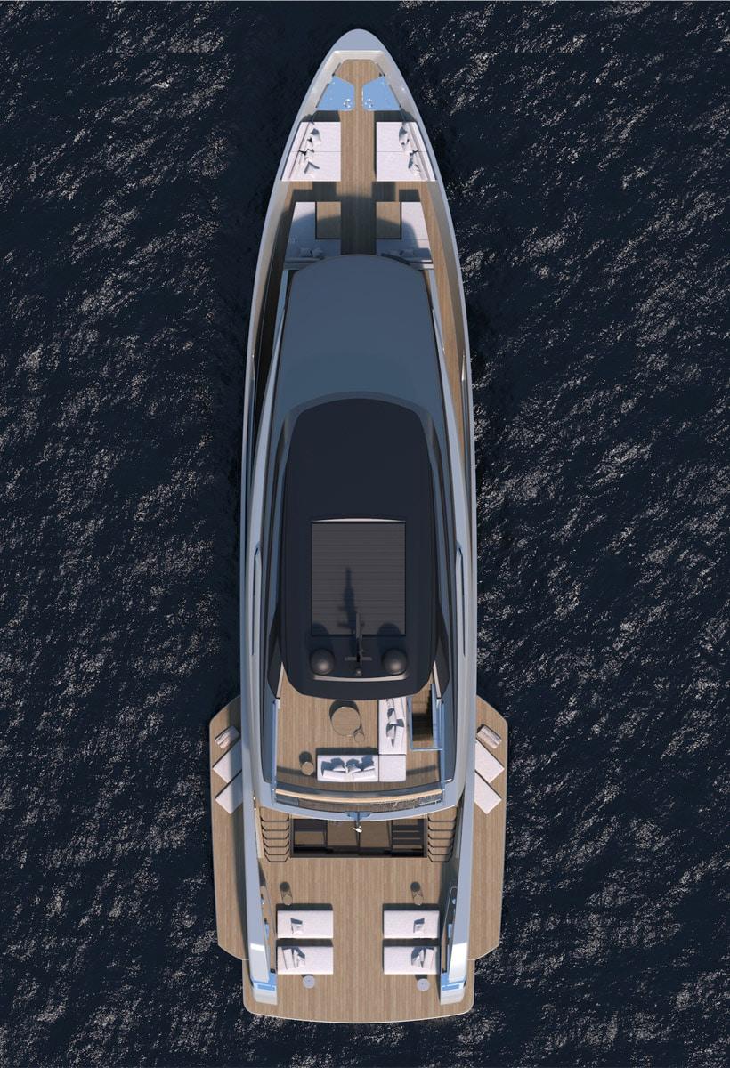 A floating loft