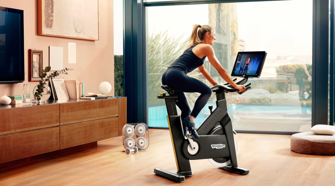 2-TECHNOGYM-BIKE RID