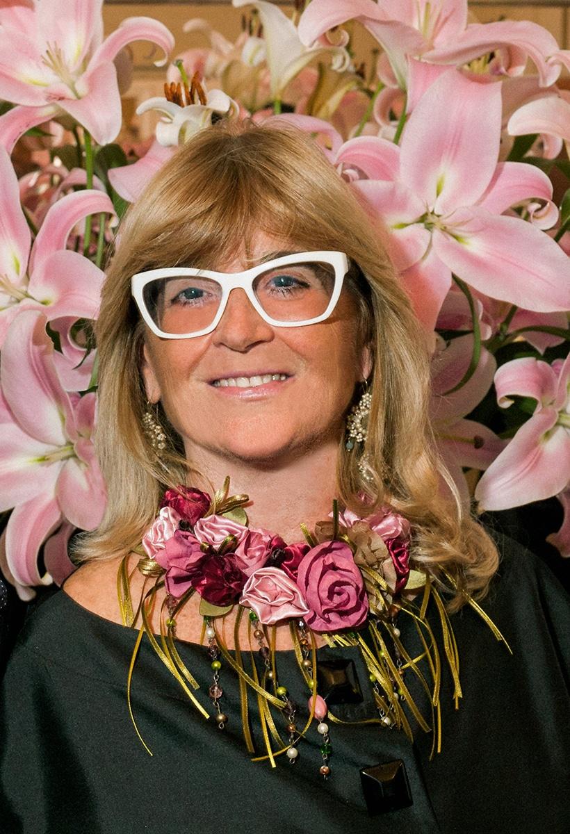 Gilda Bojardi: Compasso d'Oro award for lifetime achievements