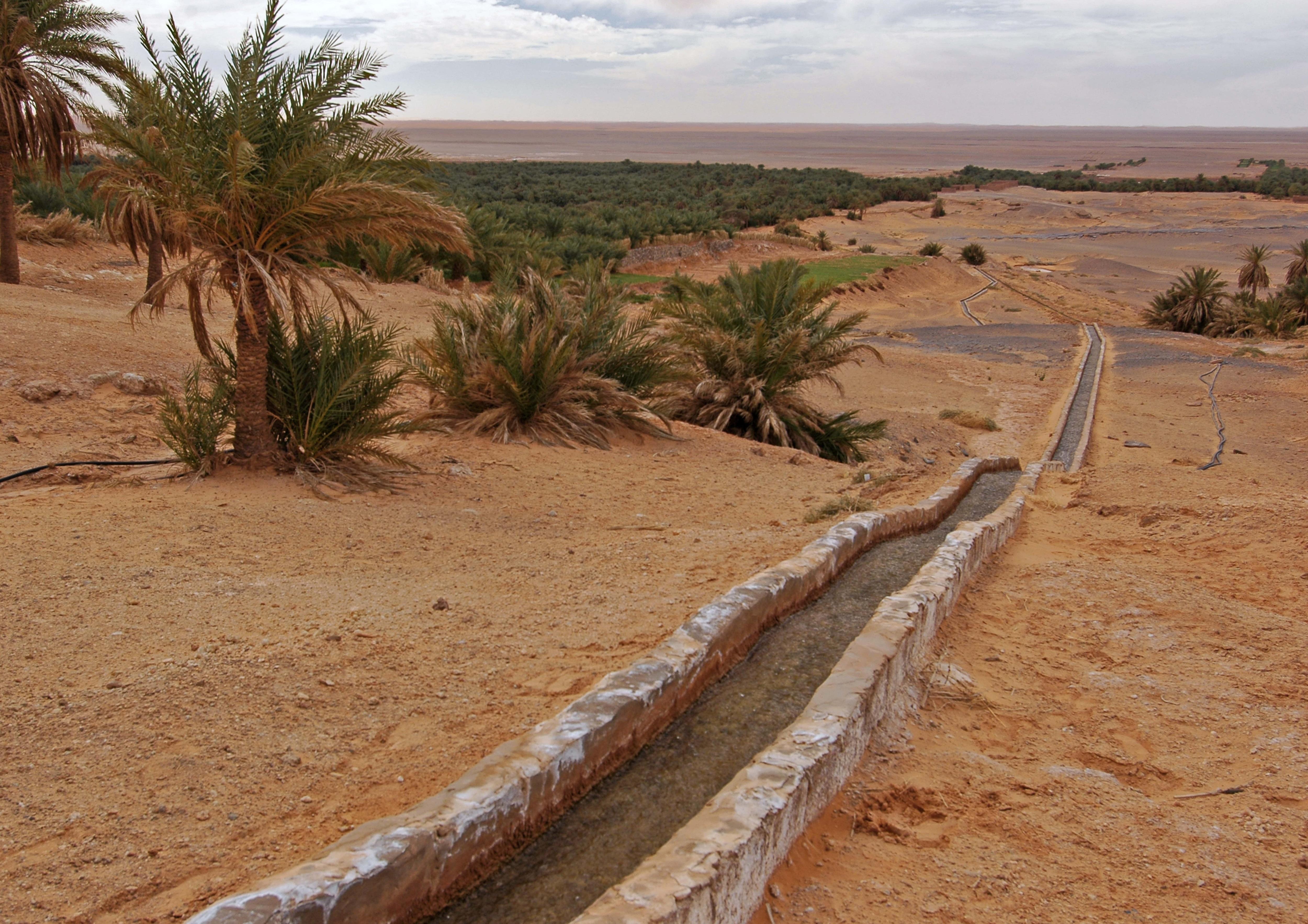 canale irrigazione superficiale-min