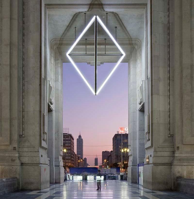 lux tetrahedron