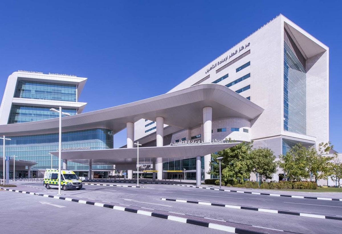 HAMAD MEDICAL CENTER – DOHA