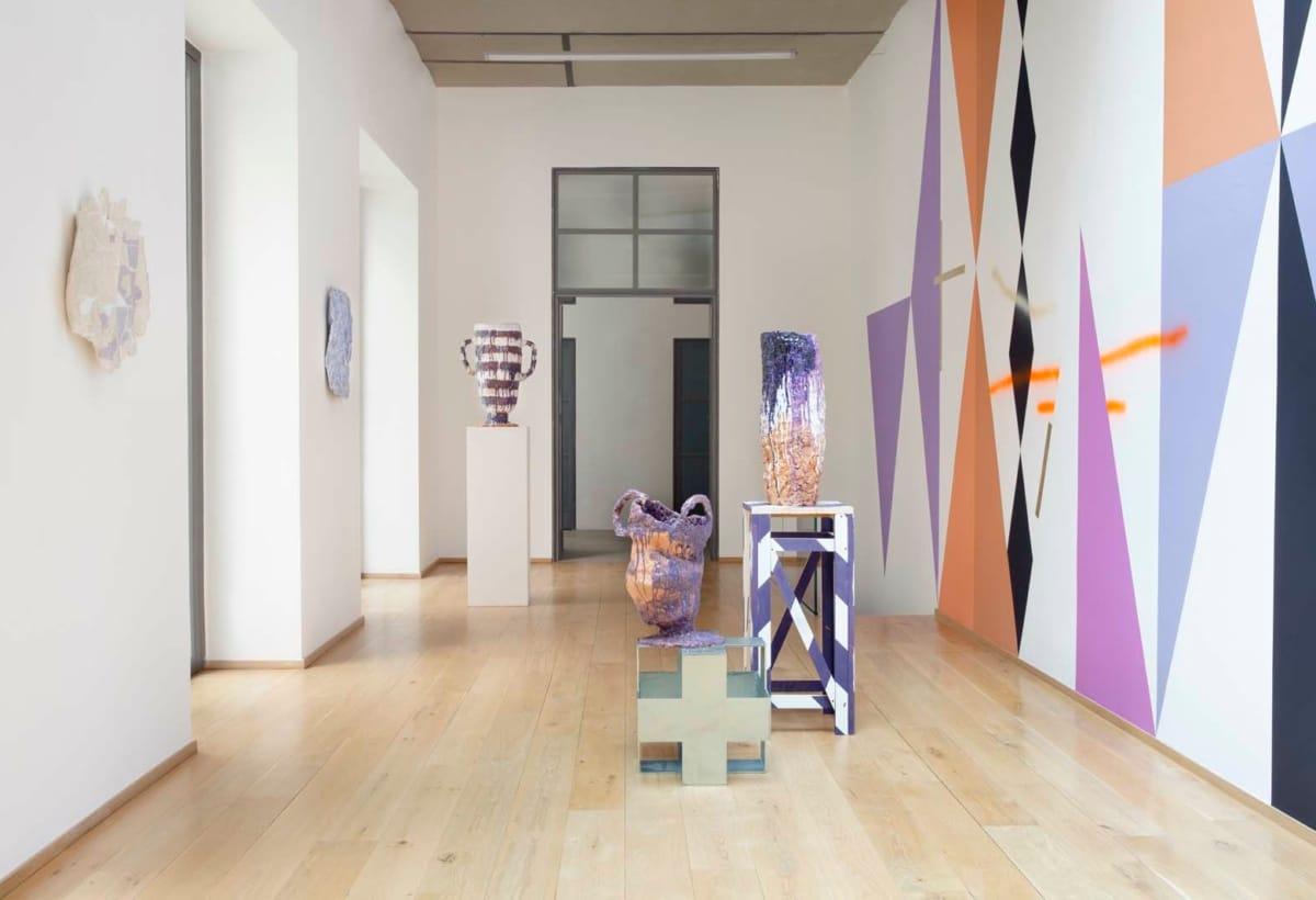 01_ Paolo Gonzato, Pastiche, Installation view, courtesy Officine Saffi