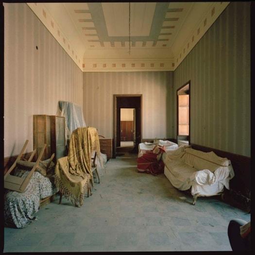 Ezio Ferreri, Le stanze (1)