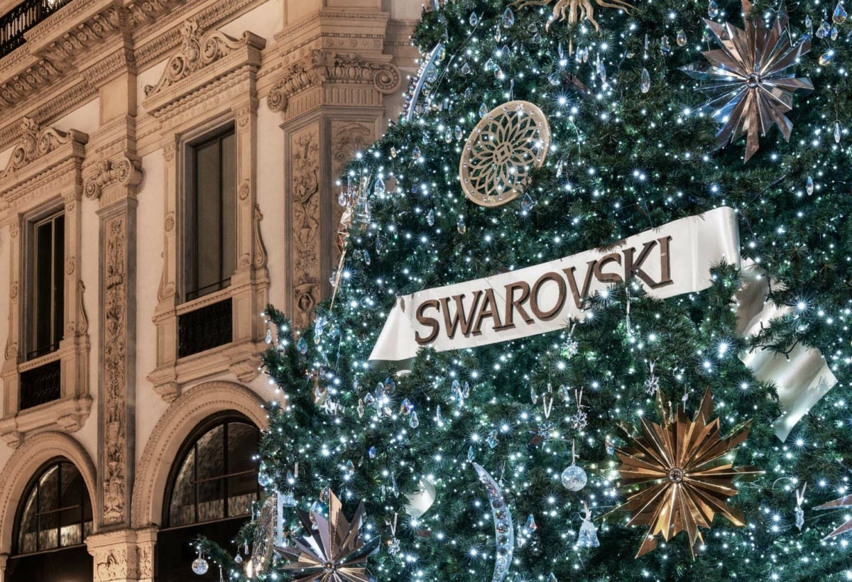 Swarovski Christmas Tree by Andrea Martiradonna (5)