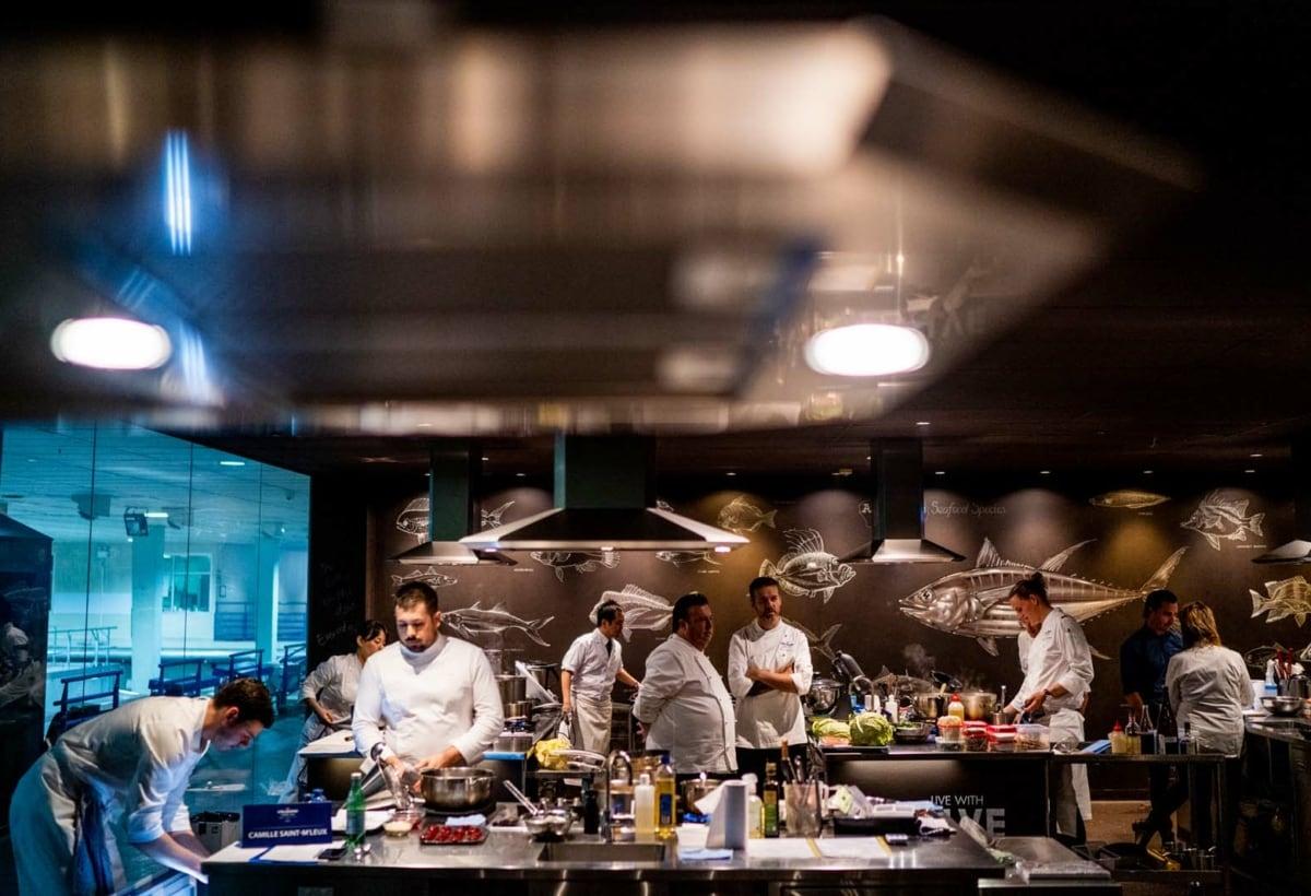 Sydney Seafood School_Kitchen Atmosphere Shot 2