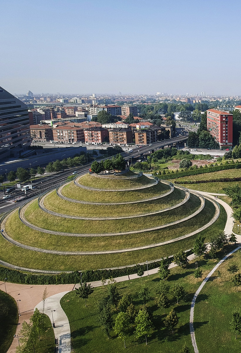 From green spaces to urban landscapes
