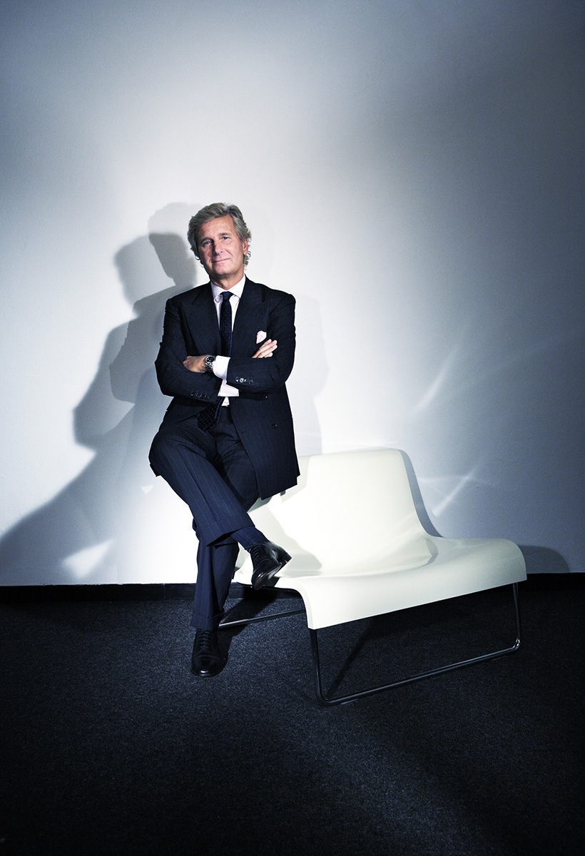 Salone in September: interview with Claudio Luti
