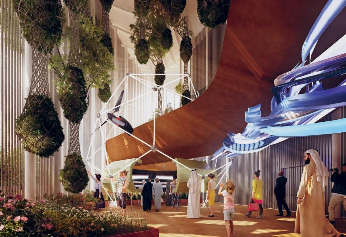 EXPO 2020_innovation space_alta